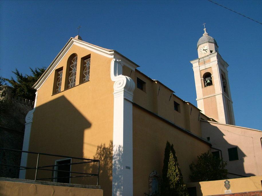 Chiesa di San Martino Bergeggi