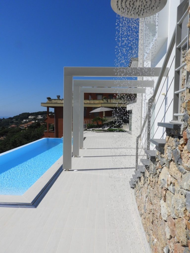 Holiday apartments for rent in Liguria - Bergeggi