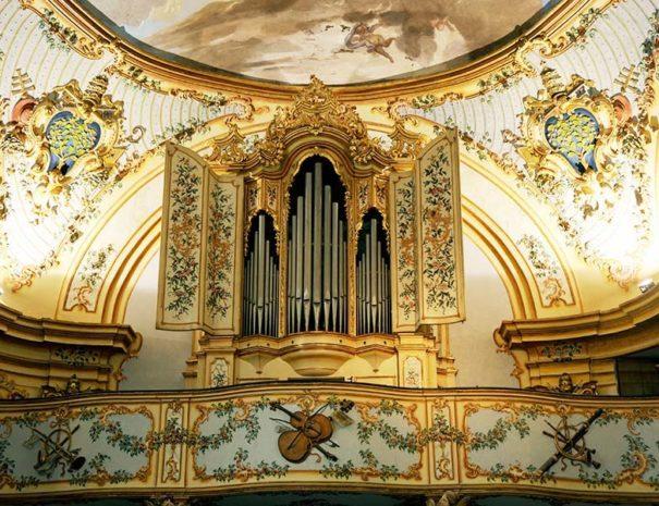 Organo a canne Cappella Sistina di Savona