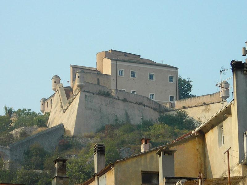Castello di San Giovanni Finalborgo