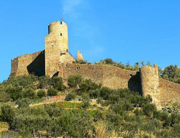 Castello di Monte Ursino Noli Ligure