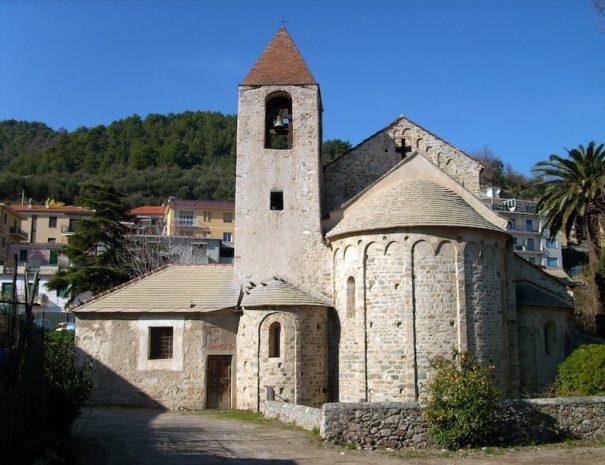 Chiesa di San Paragorio Noli Ligure
