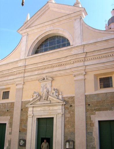 Concattedrale di San Pietro a Noli Ligure