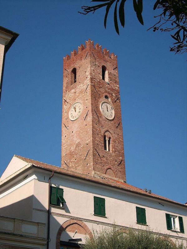 Torre Comunale Noli Ligure