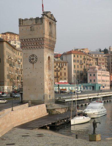 Torre di Leon Pancaldo Savona